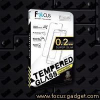 โฟกัสกระจกนิรภัย Slim (0.2mm) Apple iPhone 5