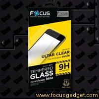 โฟกัสกระจกนิรภัยแบบใส (UC) TRUE SMART 4G M1 PLUS