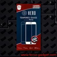 ฮีโร่กระจกกันรอย 3D สีดำ (HERO 3D Black) Apple iPhone XR